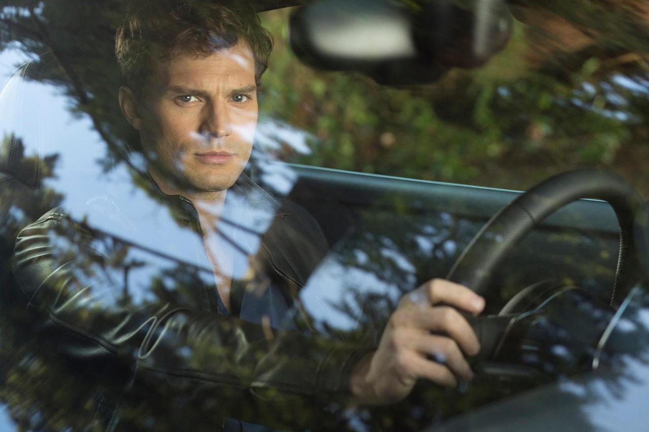 Christian Grey: A pretty nice guy.