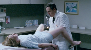 That guy plays a doctor in Synecdoche, New York as well.
